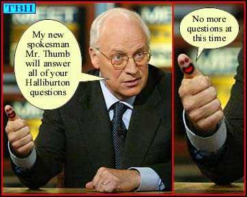 Cheney dick niger yellowcake think, that