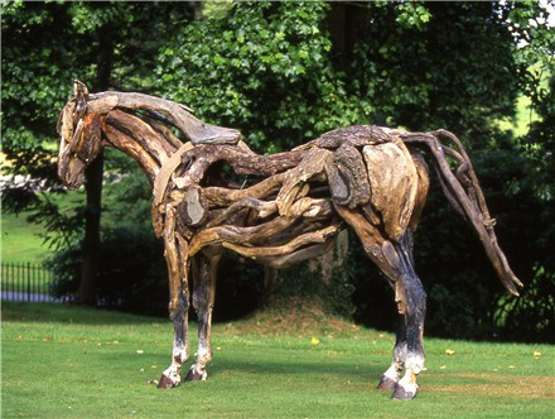 What can i make a life size horse out of my horse forum for What can you make out of horseshoes