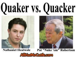 Quaker humor